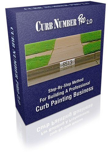 curb number pro system